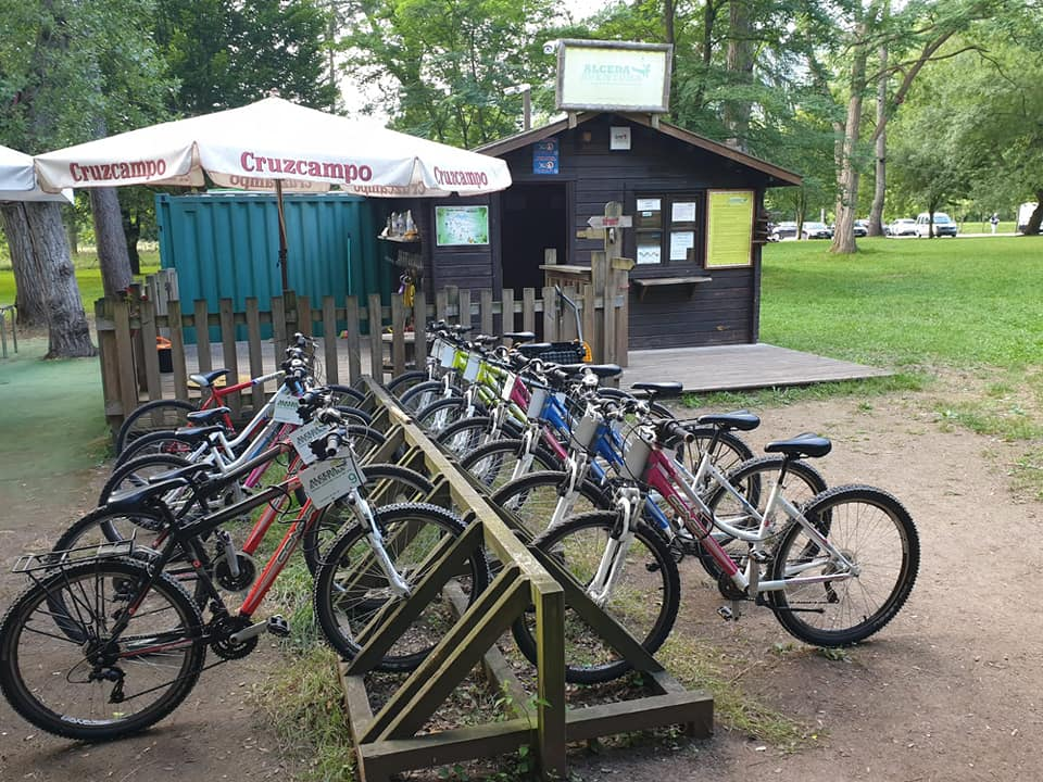 renting de bicicletas y eco-triques