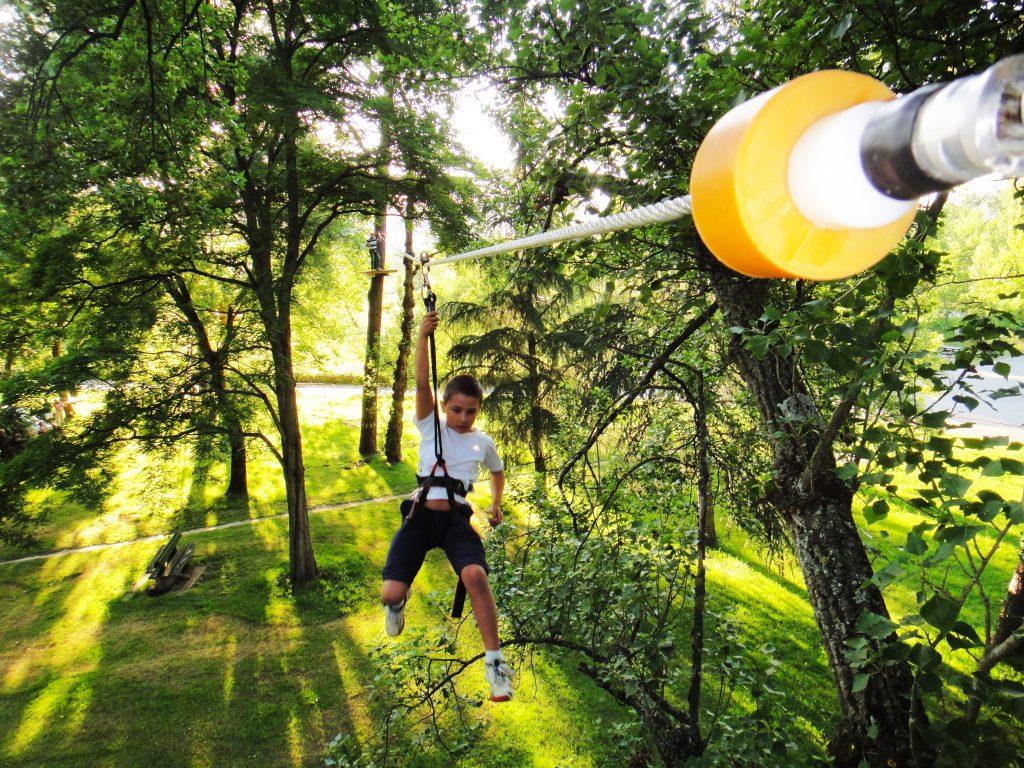 canopy tirolina de alceda aventura