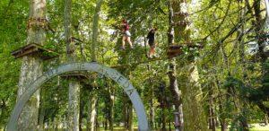 parque de aventura alceda aventura cantabria