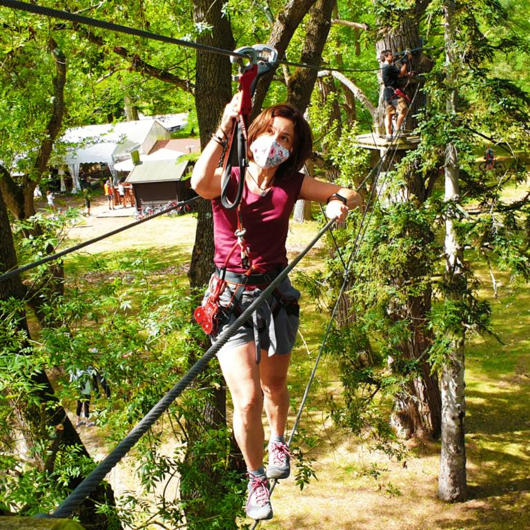 alceda aventura parque de aventura en cantabria